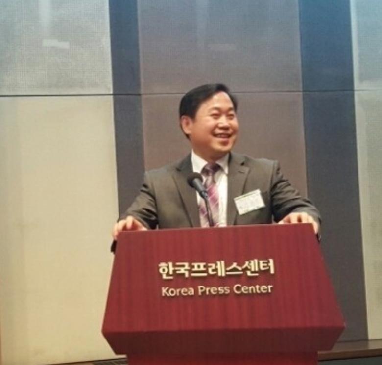 대한상공협의회(대상협) 고문 김용진 교수
